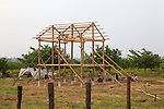 Building Rural Frame Structure