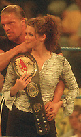 Triple H Stephanie H 2000                                                Photo by  John Barrett/PHOTOlink