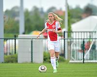 RSC Anderlecht Dames - Ajax Amsterdam : Anouk Hoogendijk.foto DAVID CATRY / Nikonpro.be