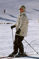 Pisten am Giggijoch, Sölden in Tirol,Österreich