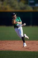 Trenton Love during the Under Armour All-America Tournament powered by Baseball Factory on January 19, 2020 at Sloan Park in Mesa, Arizona.  (Zachary Lucy/Four Seam Images)