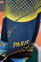 27-05-13, Tennis, France, Paris, Roland Garros, Towel