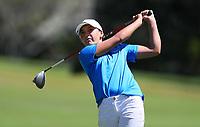 Aroha Minhinnick, Tasman. 2020 Women's Interprovincial Golf Championships, Akarana Golf Club, Auckland, New Zealand,Wednesday 2 December 2020. Photo: Simon Watts/www.bwmedia.co.nz