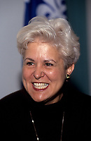 File - Louise Harel in 1998<br /> <br /> Photo : Pierre Roussel - Agence Quebec Presse