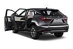 Car images of 2021 Lexus RX 350 5 Door SUV Doors