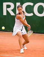 14-8-08, Den Bosch, Tennis, Nationale Kampioenschappen, Kelly de Beer