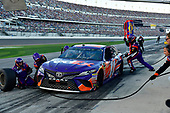 Monster Energy NASCAR Cup Series<br /> Daytona 500<br /> Daytona International Speedway, Daytona Beach, FL USA<br /> Sunday 18 February 2018<br /> Denny Hamlin, Joe Gibbs Racing, FedEx Express Toyota Camry<br /> World Copyright: Rusty Jarrett<br /> LAT Images