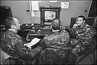 Eurocorps 2003. Esercitazione militare in vista della creazione di un futuro esercito europeo