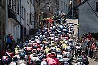 Côte de St-Roche<br /> <br /> 107th Liège-Bastogne-Liège 2021 (1.UWT)<br /> 1 day race from Liège to Liège (259km)<br /> <br /> ©kramon