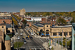 High Street looking North Columbus, Ohio