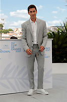 """CANNES, FRANCE - JULY 16: Juan Pablo Urrego at photocall for the film """"Memoria"""" at the 74th annual Cannes Film Festival in Cannes, France on July 16, 2021  <br /> CAP/GOL<br /> ©GOL/Capital Pictures"""