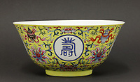 Porcelain bowl its owner used as a plant pot for years has sold for almost £30K