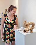 Fallon - Recycled Art show