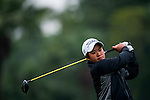 Pennapa Pulsawath of Thailand in action during the Hyundai China Ladies Open 2014 on December 12 2014, in Shenzhen, China. Photo by Xaume Olleros / Power Sport Images