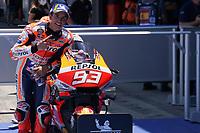 Jerez 18/07/2020 Moto Gp Spagna / Spain<br /> Photo Honda Press Office / Insidefoto <br /> EDITORIAL USE ONLY