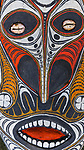 Sepik totem, Papua New Guinea