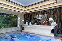 Hotel Atlantis bei Sanya auf der Insel Hainan, China<br /> Hotel Atlantis near Sanya, Hainan island, China