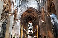 Royal Mile, St Giles Cathedral interior, <br /> Scotland May 8th - 19th. Trip across Scotland<br /> Foto Samantha Zucchi Insidefoto