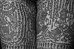 Traditional Thai Tattoos