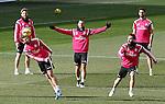20150130. Real Madrid's trainig session.