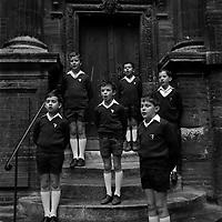 Petits Chanteurs à la Croix Potencée. (1968)