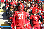 December 30, 2016: Fans at the Autozone Liberty Bowl Georgia Bulldogs vs TCU Horned Frogs at Liberty Bowl Memorial Stadium in Memphis, Tennessee. ©Justin Manning/Eclipse Sportswire/Cal Sport Media
