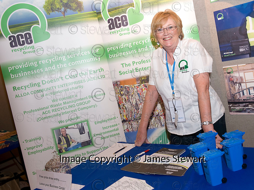 Falkirk Business Exhibition 2011<br /> ACE Recycling Group