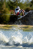 Jeff Weatherall (NZ) wakeboard winner<br /> Wakeboarding - CUB Freestyle Sports Expo<br /> Mulwalla NSW, Australia<br /> January 7th 2006<br /> © Sport the library/Jeff Crow
