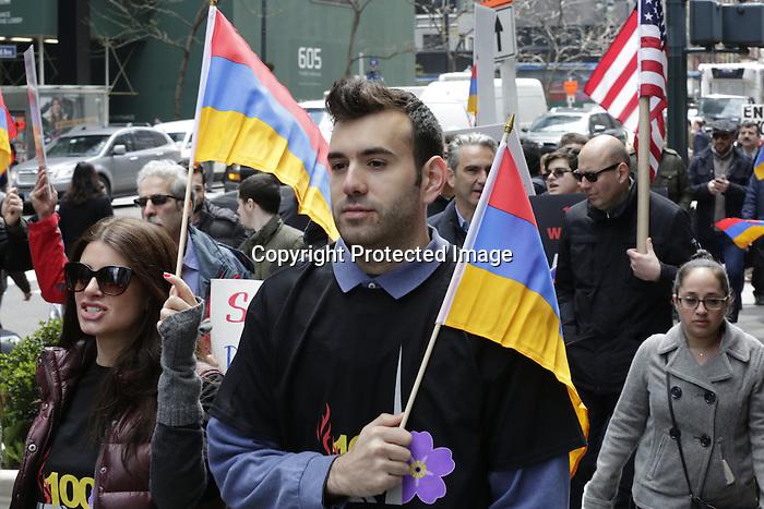 Armenian Parade