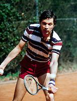 1980, Tennis, Rolf Thung