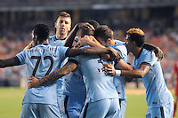 Manchester City vs Liverpool, July 30, 2014