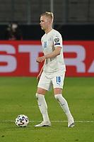 Hördur Björgvin Magnusson(Island Iceland) - 25.03.2021: WM-Qualifikationsspiel Deutschland gegen Island, Schauinsland Arena Duisburg