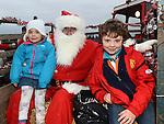 Santa @ Julianstown 2013