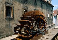 Tschechien, Prag, Kampainsel, Mühle des Grosspriors, Unesco-Weltkulturerbe