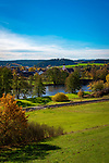 Deutschland, Bayern, Oberpfalz, Naturpark Oberer Bayerischer Wald, Koetztinger Land, Miltach am Fluss Regen   Germany, Bavaria, Upper Palatinate, Nature Park Upper Bavarian Forest, Miltach upon river Regen