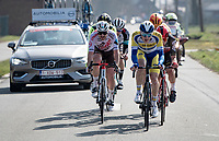 breakaway group<br /> <br /> 45th Oxyclean Classic Brugge-De Panne 2021 (ME/1.UWT)<br /> 1 day race from Bruges to De Panne (204km)<br /> <br /> ©kramon