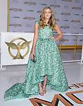 Willow Shields at The  Los Angeles Premiere of The Hunger Games: Mockingjay - Part 1 held at  Nokia Theatre L.A. Live in Los Angeles, California on November 17,2014                                                                               © 2014 Hollywood Press Agency