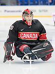 Corbin Watson, Sochi 2014 - Para Ice Hockey // Para-hockey sur glace.<br /> Team Canada takes on Norway in Para Ice Hockey // Équipe Canada affronte Norvège en para-hockey sur glace. 09/03/2014.