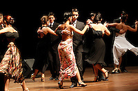 """MANIZALES-COLOMBIA. 30-05-2013. Aspecto del Campeonato Nacional de Tango en el marco de la sexta semana cultural de """"Manizales es Tango 2013""""./ Aspect of the National Tango Championship during the sixth cultural week  of """"Manizales es Tango 2013"""". Photo: VizzorImage/Yonboni/STR"""