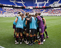 USWNT. The USWNT defeated Mexico, 1-0, during the game at Red Bull Arena in Harrison, NJ.
