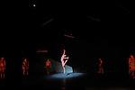 WONDERLAND<br /> <br /> Chorégraphie, direction artistique : Andrea Miller<br /> Lumières : Vincent Vigilante<br /> Costumes : Jose Solis<br /> Scénographie : Jon Bausor<br /> Son : Jakub Kiupinski, Cristina Spinei (Blind Ear Music)<br /> Musiques : Sebastien Agneessens & Kyle Fische Remix (avec la permission de la Fondation Alan Lomax), Black Dice, Orchestra Barzizza, Michel Bokanowski, Frédéric Chopin, The Chordettes, Tim Hecker, Maria Jottini & Trio Lescano, Joanna Newsom, Jeannie Robertson, Song of Black Mountain <br /> Avec : Caroline Fermin, Allysen Hooks, Francesca Romo, Daniel Staaf, Emily Terndrup, Austin Tyson, Dan Walczak, Jonathan Windham<br /> Compagnie : Gallim Dance<br /> Lieu : Théâtre de Chaillot<br /> Ville : Paris<br /> Le 03/12/2013