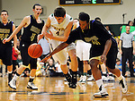 Pinewood boys basketball NorCal playoffs - 3.10.11
