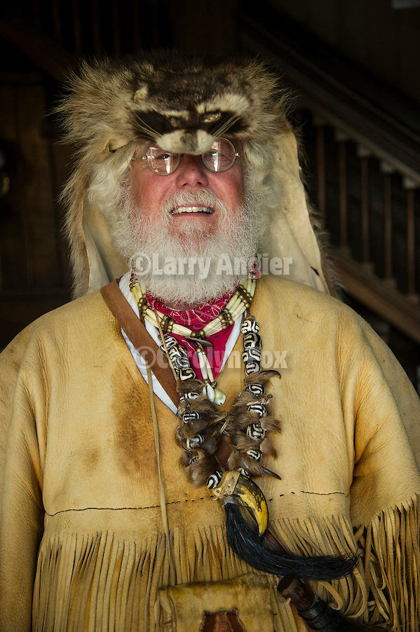 74th Amador County Fair, Plymouth, Calif...Mountain Man