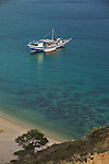 cruise stop on Madote island