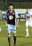 Drog's Daniel Corcoran as Drogheda Utd V UCD in the Airtricity League. (result UCD 1 Drogheda Utd 0)..(Photo credit should read Jenny Matthews/www.newsfile.ie)....This Picture has been sent you under the conditions enclosed by:.Newsfile Ltd..The Studio,.Millmount Abbey,.Drogheda,.Co Meath..Ireland..Tel: +353(0)41-9871240.Fax: +353(0)41-9871260.GSM: +353(0)86-2500958.email: pictures@newsfile.ie.www.newsfile.ie.