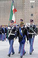 - Italian Army, oath ceremony of the Military School Teuliè....- Esercito Italiano, cerimonia del giuramento della Scuola Militare Teuliè....
