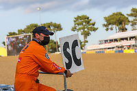 SAFETY CAR MARSHAL COMMISSAIRE