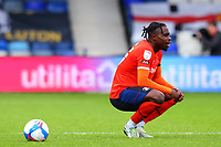 17th October 2020; Kenilworth Road, Luton, Bedfordshire, England; English Football League Championship Football, Luton Town versus Stoke City; A dejected Pelly Ruddock of Luton Town after the 0-2 loss