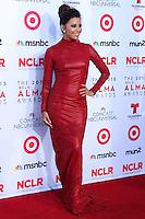 PASADENA, CA - SEPTEMBER 27: Actress Eva Longoria arrives at the 2013 NCLR ALMA Awards held at Pasadena Civic Auditorium on September 27, 2013 in Pasadena, California. (Photo by Xavier Collin/Celebrity Monitor)