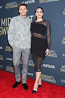 LOS ANGELES - JUL 19:  Tom Schwartz, Katie Maloney-Schwartz at Midnight in the Switchgrass Special Screening at Regal LA Live on July 19, 2021 in Los Angeles, CA